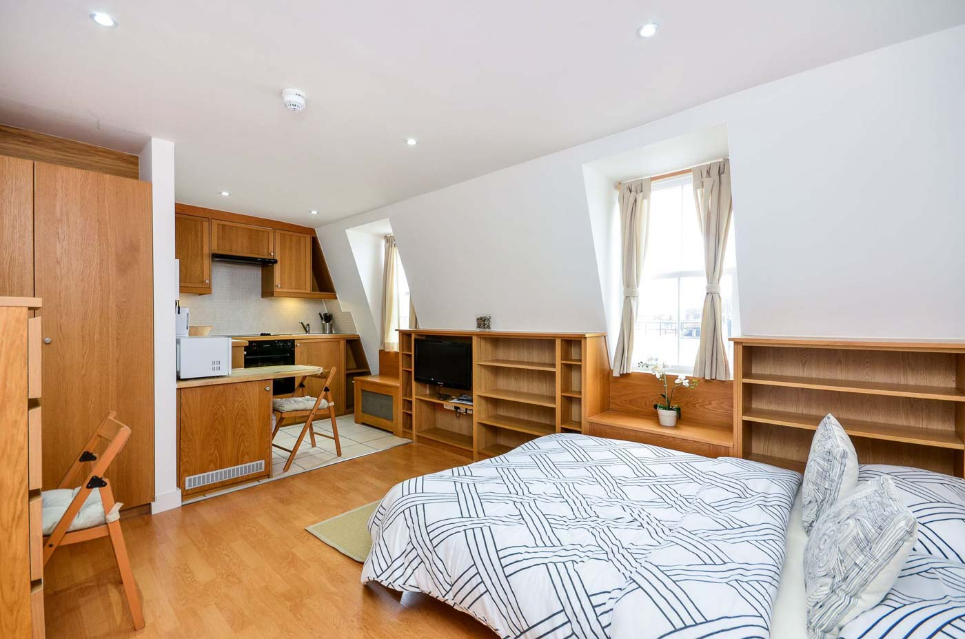 Private student accommodation SW London