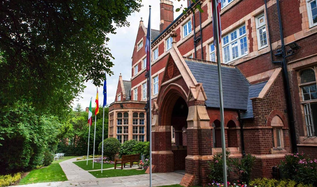 ESCP London campus in West Hampstead