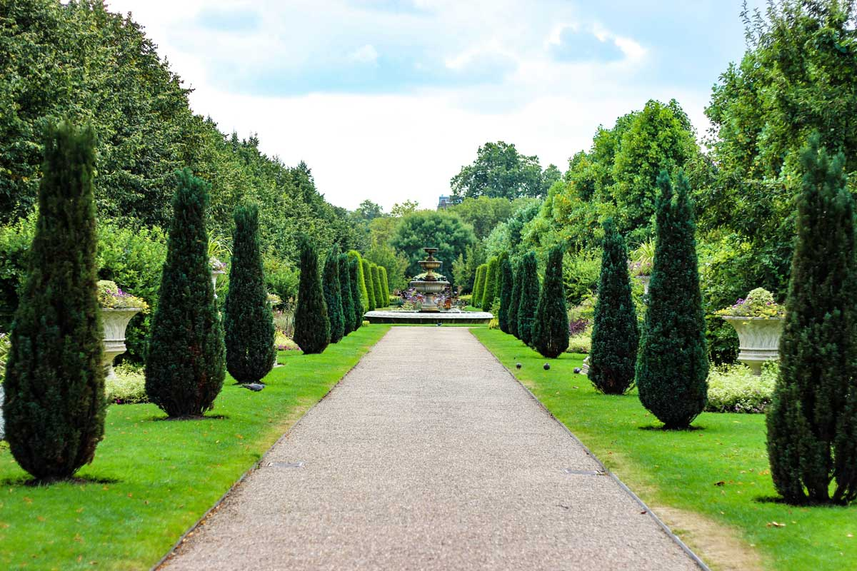 Best areas to live in London - Euston near Regents park