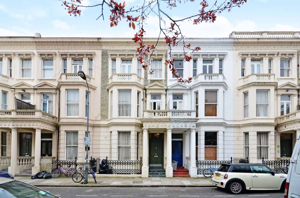 The best areas to live in London - West Kensington
