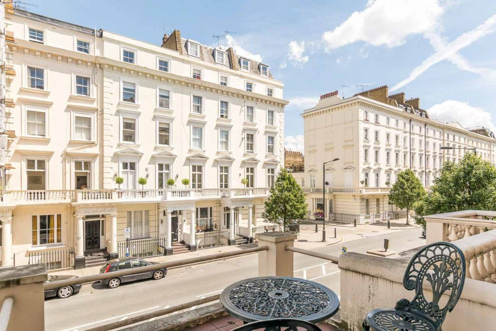 The best areas to live in London - Pimlico