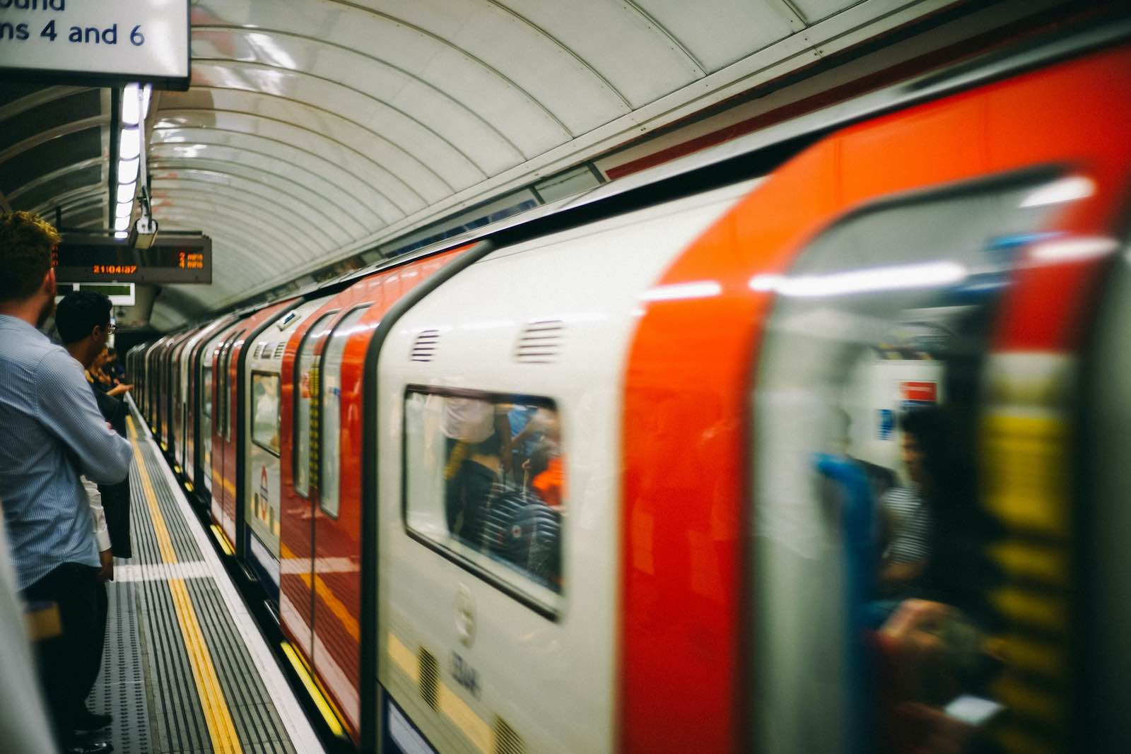 Living in Bloomsbury - Travelling by Tube