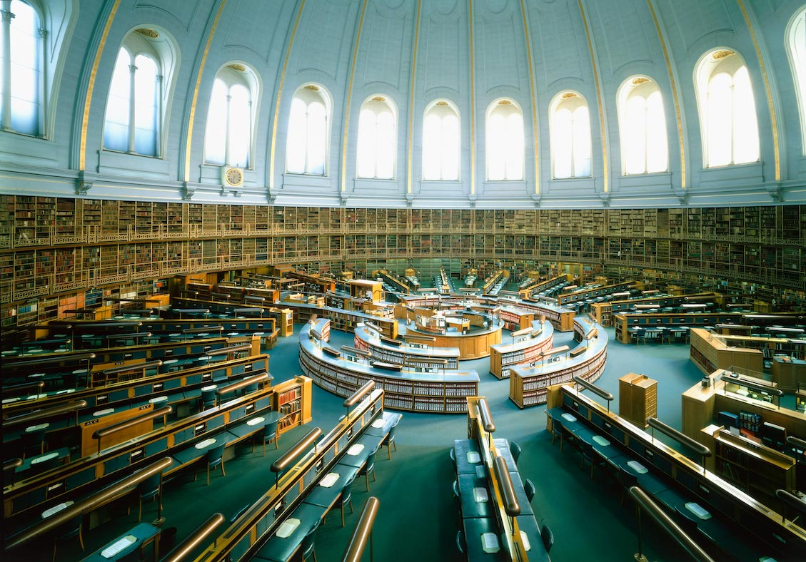 Living in Bloomsbury - Things to do - The British Library