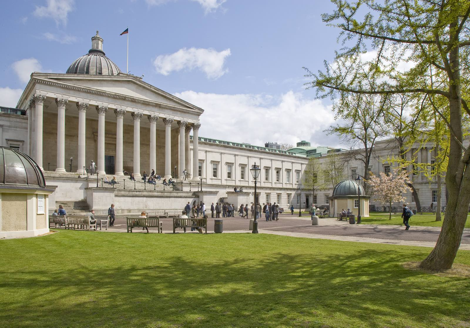 Education Institutions Near Bloomsbury