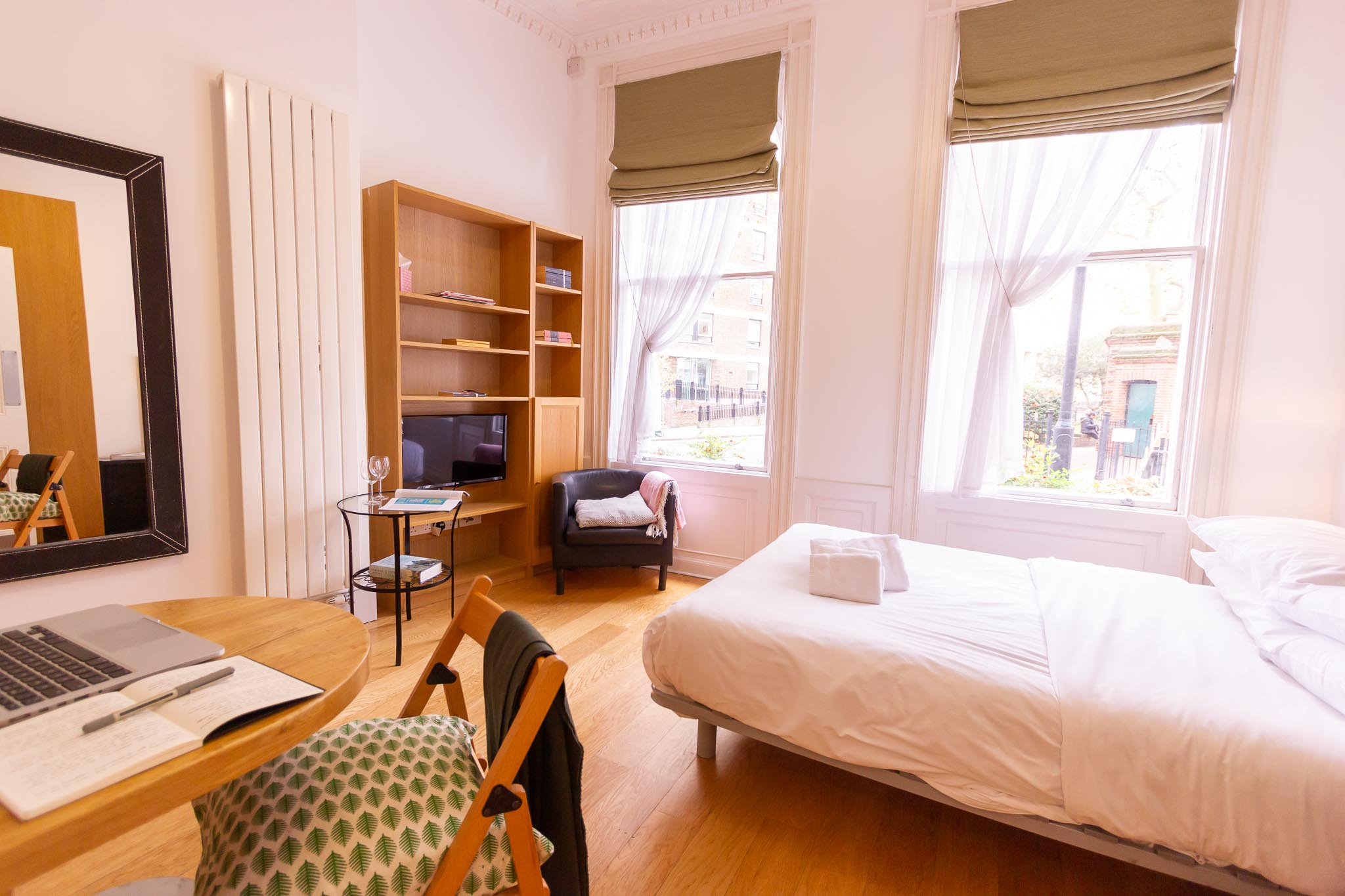 Renting in Bloomsbury - Studio Flats For Rent Central London
