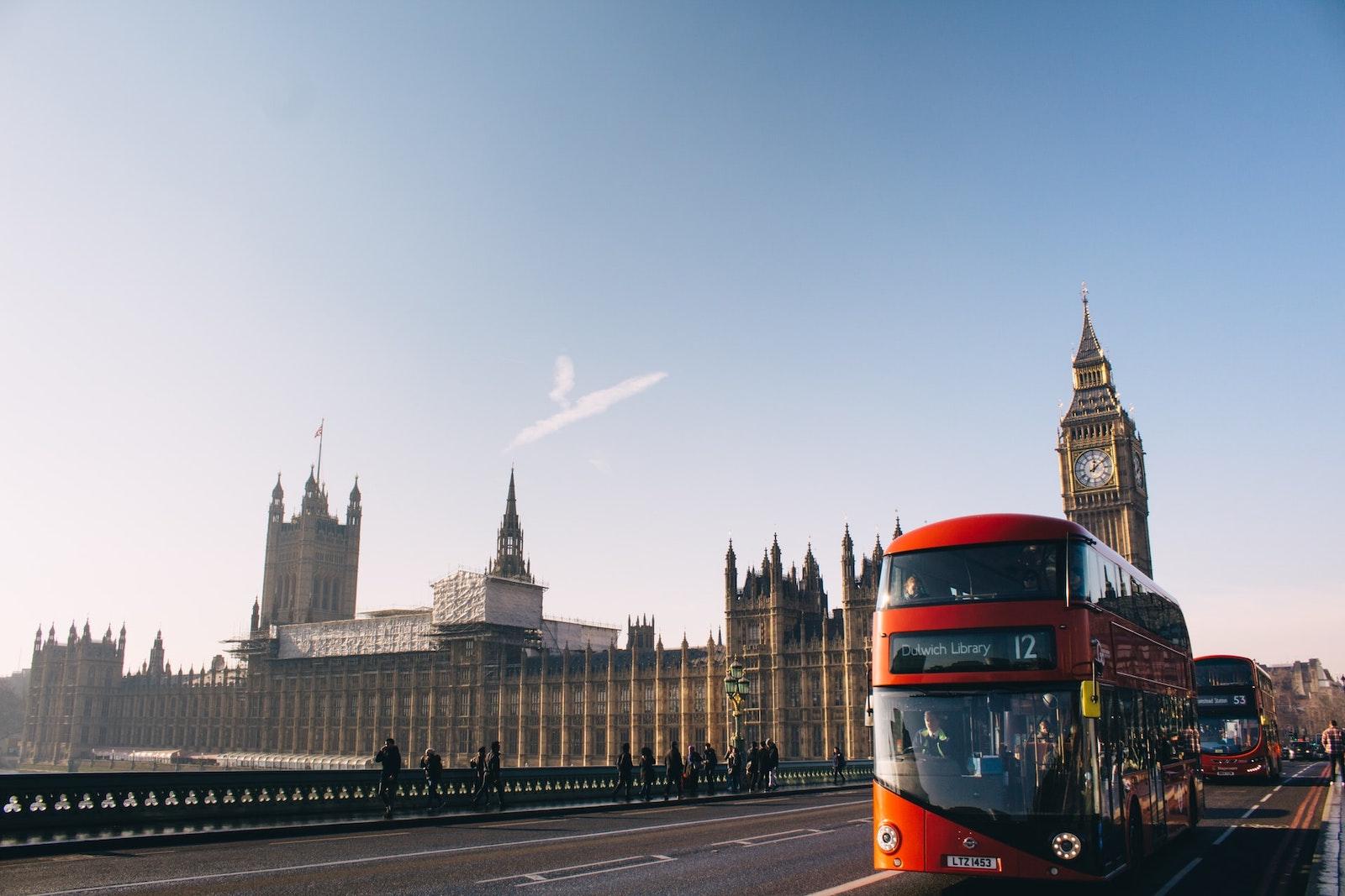 Living in Bloomsbury - Travelling by Bus